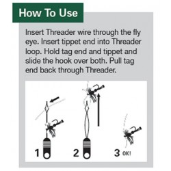 CF Spare Threaders Set