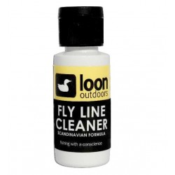 Loon Line Cleaner - Acondicionador y limpiador de Lineas de Pesca a Mosca