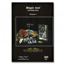 DVD Instrucciones Montaje del Marc Petitjean Magic Tools