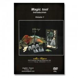 DVD Instrucciones Montaje del Marc Petitjean Magic Tools