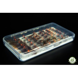 Coleccion High Visibility Completa - 100 moscas