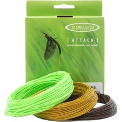 Vision Attack Fly Line