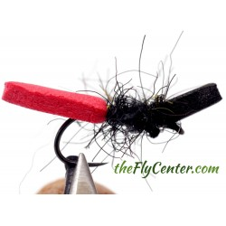 Black & Red - Mosca para la pesca de ciprinidos