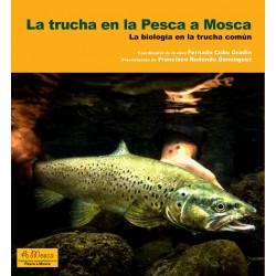Libro La Trucha en la Pesca a Mosca