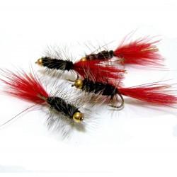 Woolly Bugger - Mosca para la pesca de Trucha
