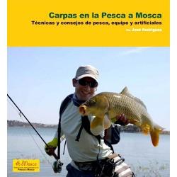 Libro Carpas en la pesca a Mosca