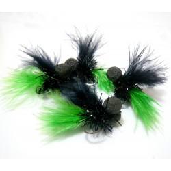 Booby Negro - Mosca para la pesca en Lago