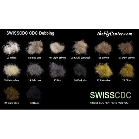 Dubbing Natural CDC SWISSCDC Calidad Extra