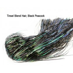 Sybai Tinsel Blend Hair