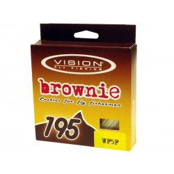 Vision Brownie 195 Linea de pesca mosca