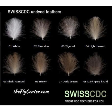 SWISSCDC Ultra Select XL 1 gr. Plumas de culo de pato CDC
