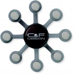 Pin portamoscas para gorra CFA-27