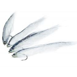Flash Blanco - Mosca para Lucio y Bass