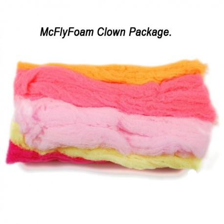 Fibras para huevas McFlyFoam