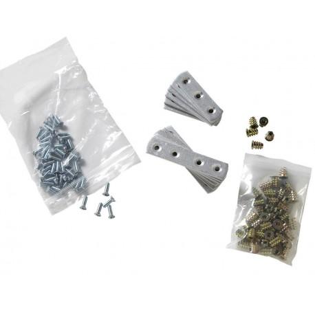 Kit Placas Aluminio Patagonia