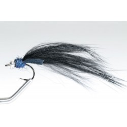 Flaper Negro - Mosca pesca en Lago
