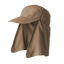 Gorra Patagonia Bimini Stretch Fit Cap Ash Tan