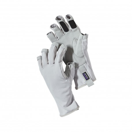 Guantes Patagonia Technical Sun Glove Tailored Grey
