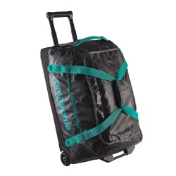 Patagonia BLACK HOLE Wheeld Duffel Bag  - Ink Black 70L