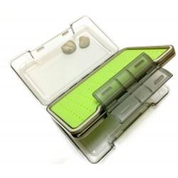 Caja de Moscas Estanca FlyCreek Silicona 2 caras