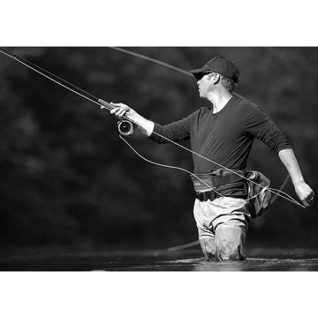Curso de Lance Practico con Christopher Rownnes - Certified Master fly casting Instructor (MCI) of the American IFFF